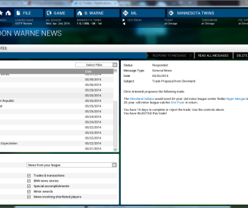 Out of the Park Baseball (OOTP) 2015