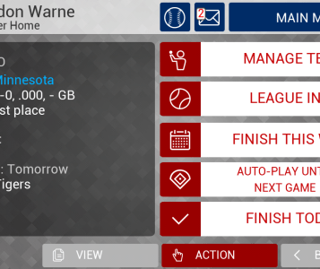 MLB Manager 2015