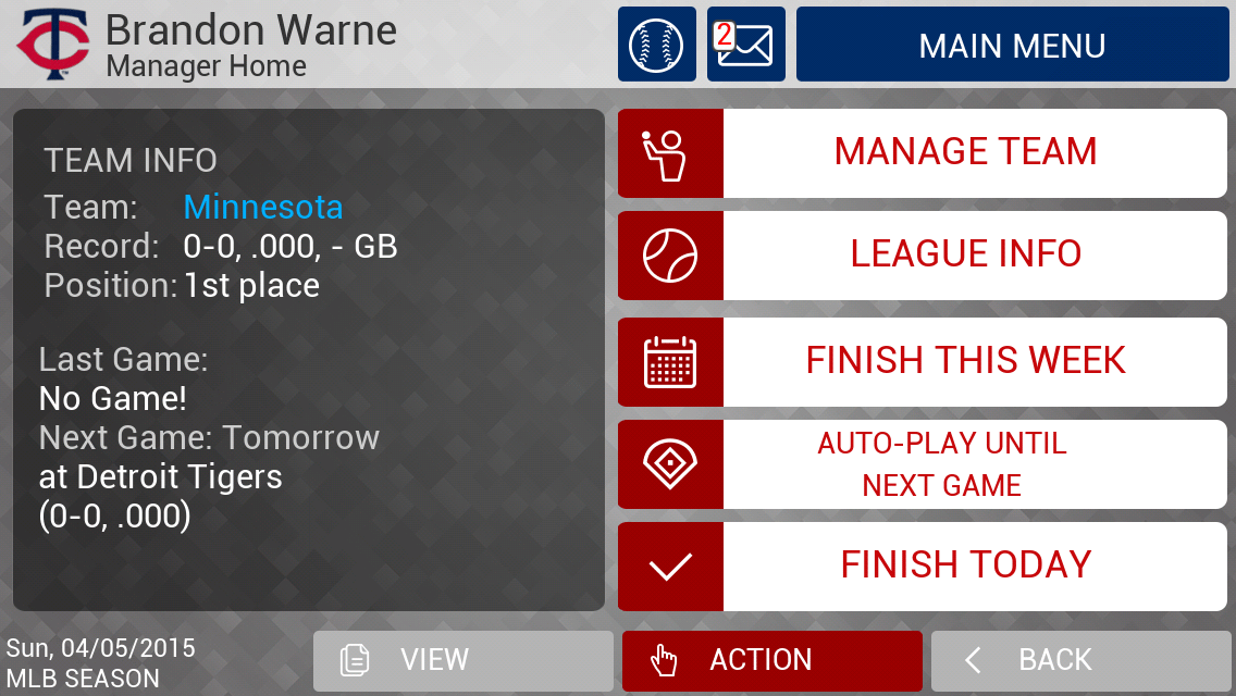 4-Manager Home