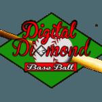 Digital Diamond Baseball