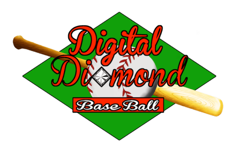 Digital Diamond Baseball
