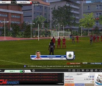 Football Club Manager (FCM)