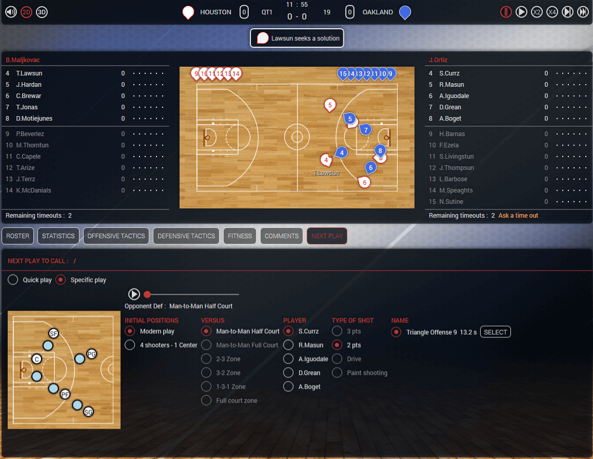 In-game Coaching