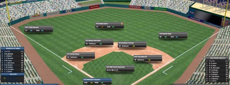 Review – The detail in OOTP 19 is absolutely incredible
