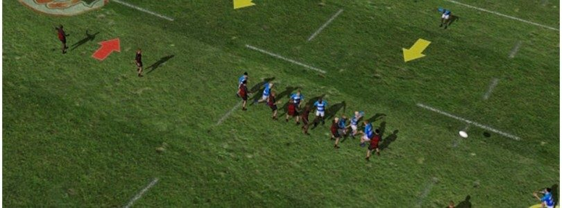 Rugby simulation takes a leap forward with Rugby Union Team Manager 2015 (PC)