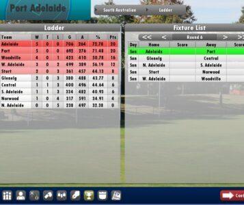 Australian Football Coach