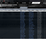 Franchise Hockey Manager (FHM) 6
