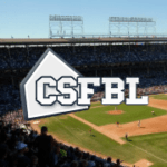 Computer Simulated Fantasy Baseball League (CSFBL)