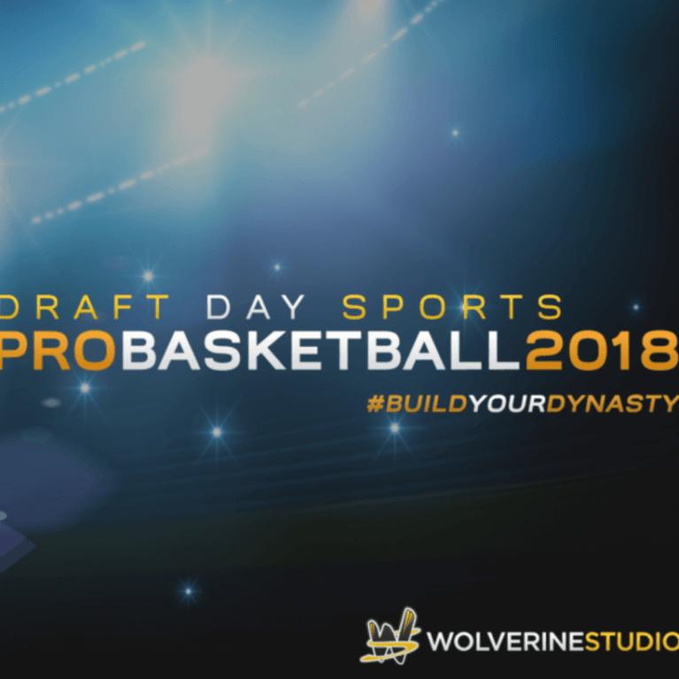 Draft Day Sports: Pro Basketball 2018