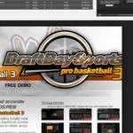 Draft Day Sports: Pro Basketball 3