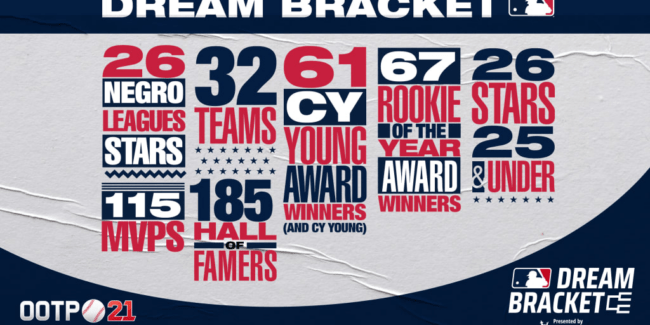 MLB and OOTP Baseball Unveil MLB Dream Bracket Presented by DraftKings
