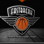 Fast Break Pro Basketball 3