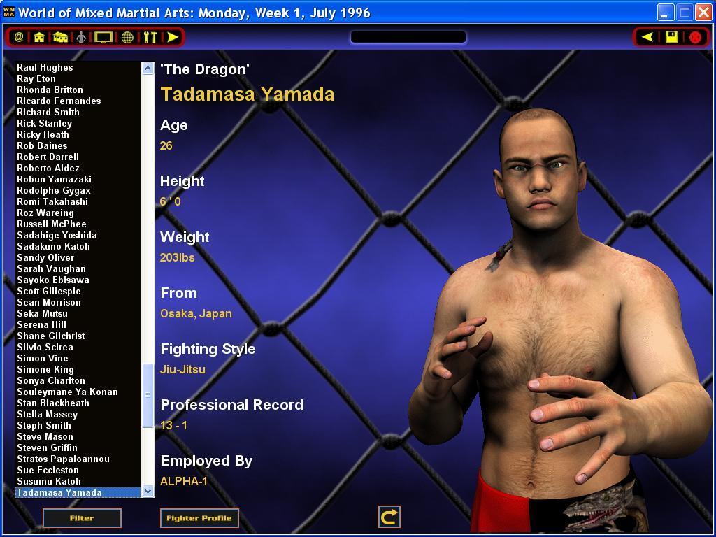 mixed martial arts surabaya