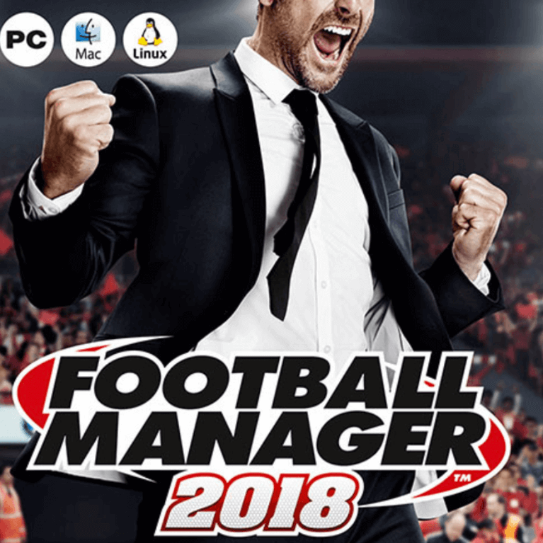Football Manager (FM18) 2018
