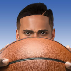 Geeked-Out Basketball
