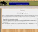 Hardwood Online College Basketball