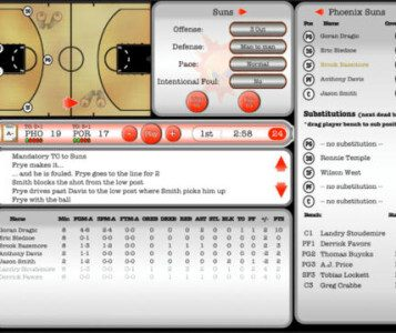 Hoops Manager