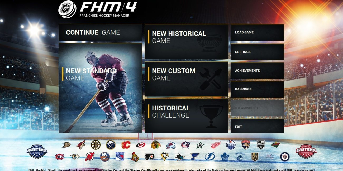 Details Emerge Of The New Franchise Hockey Manager Fhm 4 Pc Mac