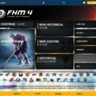 Details emerge of the new Franchise Hockey Manager FHM 4 (PC, Mac)
