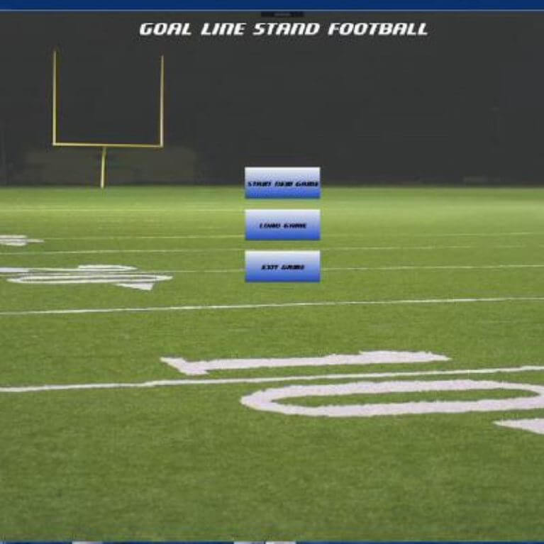 GoalLine Stand Football