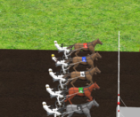 Off And Pacing: Horse Racing