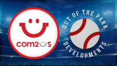 Com2uS (Korea) has acquired 100% stake of Out of the Park Developments (Germany)