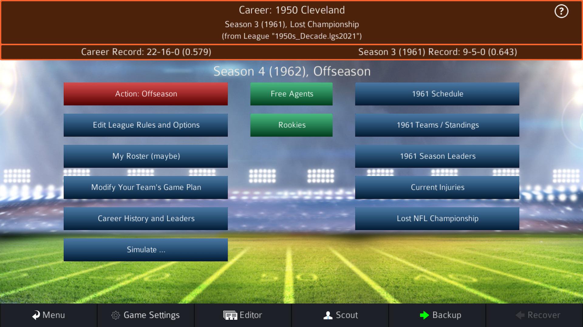 Pro Strategy Football 2021 (Windows PC, Mac OS, iPhone ...