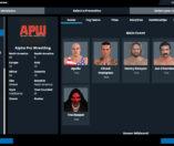 Pro Wrestling Sim