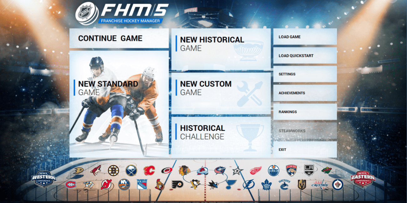 The Scoop Franchise Hockey Manager Fhm5 Features For This 2019