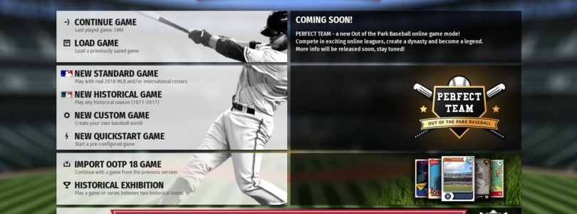 OOTP 19 partners with EA and will include brand new 3D engine