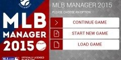 (Preview) Details of MLB Manager 2015 (iOS, Android)
