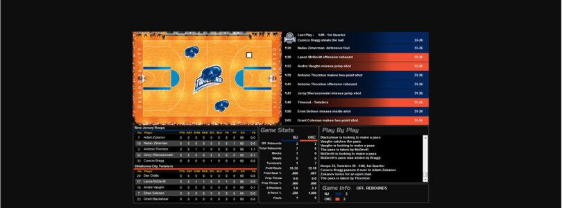 Review – Draft Day Sports: Pro Basketball 3
