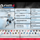 Franchise Hockey Manager FHM 6 is now available worldwide (PC, Mac, Linux)