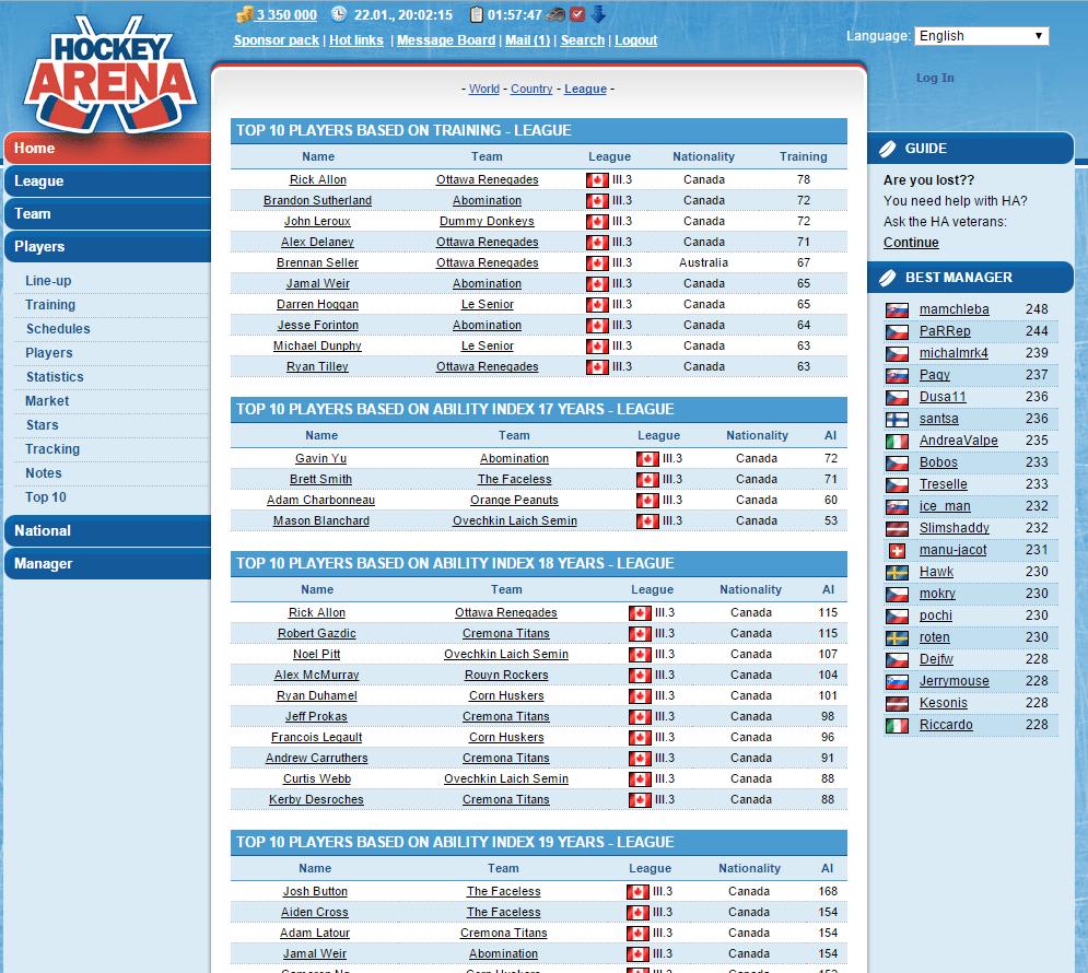 Hockey Gm Vinkit